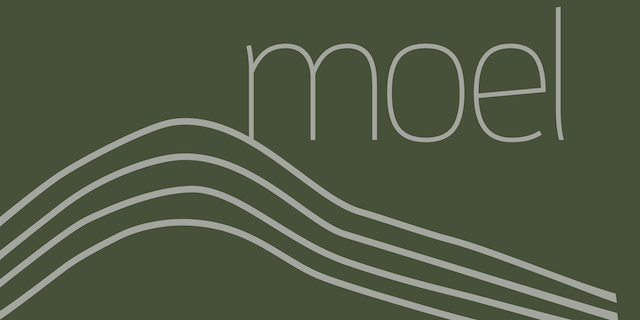 moel logo and illustration